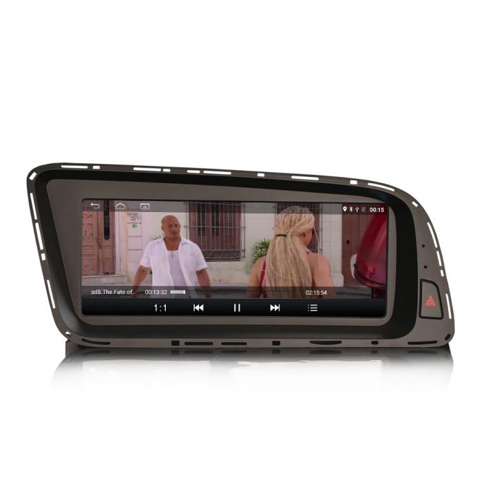 Navigatie auto, Pachet dedicat Audi Q5 ,8.8 inch, Android 10 7