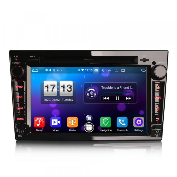Navigatie auto, Pachet dedicat Opel Vauxhall Vivaro Astra Corsa Zafira ,8 Core, 7 inch, Android 10.0 [0]