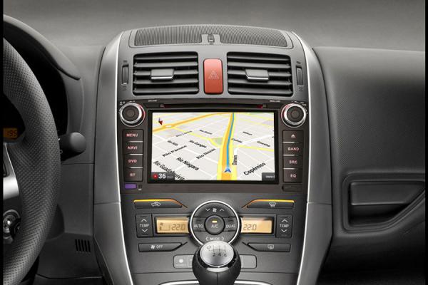 Navigatie auto, Pachet dedicat TOYOTA AURIS COROLLA ALTI,7 inch, Android 10, GPS, WIFI, DAB+,DVD,  2GB RAM, 16GB memorie interna [6]