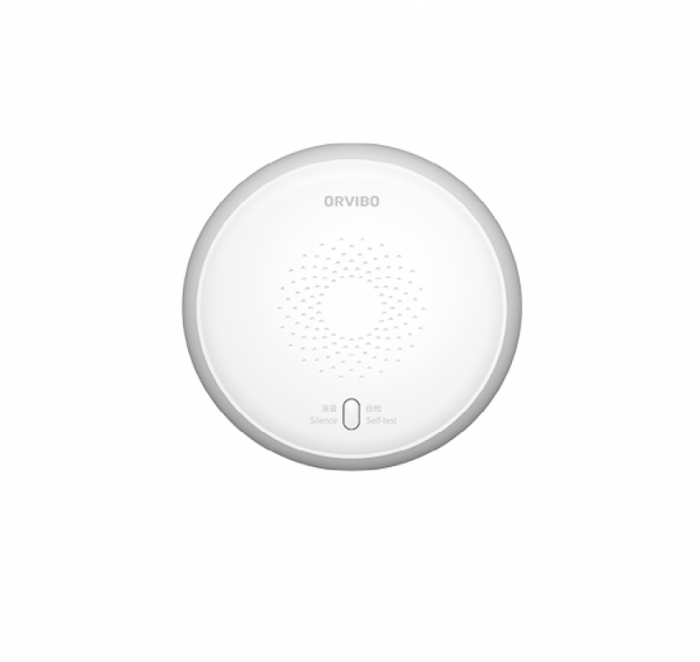 Senzor detector fum Smart ORVIBO, control de pe smartphone, Wi-Fi, ZigBee, SF30 [0]