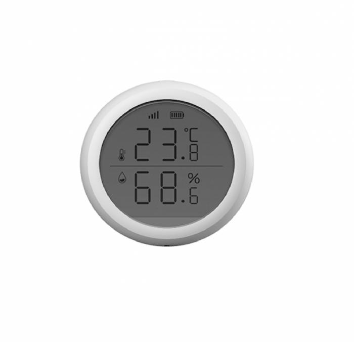 Senzor Smart detectare umiditate si temperatura ORVIBO, Wi-Fi, ZigBee, ST30 [0]