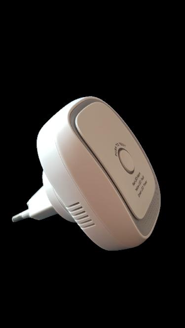 Senzor Smart de gaz ORVIBO, ZigBee, Wi-Fi, 2.4 GHz, indicator LED, SG21 [0]