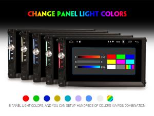 Multimedia player auto, 2 din universal,  Android 10.0 ,Quad core CPU, 2GB Ram; Camera marsarier si ObdII inclus2