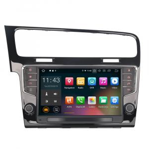 Navigatie auto 2 din, Pachet dedicat VW GOLF VII/7, Android 9.0 , WIFI+GPS, 9 inch, DAB+,Quad core CPU, 2GB Ram,16GB memorie interna0