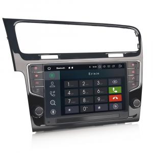 Navigatie auto 2 din, Pachet dedicat VW GOLF VII/7, Android 9.0 , WIFI+GPS, 9 inch, DAB+,Quad core CPU, 2GB Ram,16GB memorie interna1
