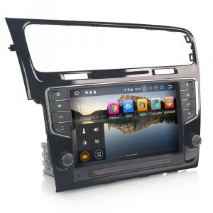 Navigatie auto 2 din, Pachet dedicat VW GOLF VII/7, Android 9.0 , WIFI+GPS, 9 inch, DAB+,Quad core CPU, 2GB Ram,16GB memorie interna3