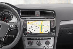 Navigatie auto 2 din, Pachet dedicat VW GOLF VII/7, Android 9.0 , WIFI+GPS, 9 inch, DAB+,Quad core CPU, 2GB Ram,16GB memorie interna8