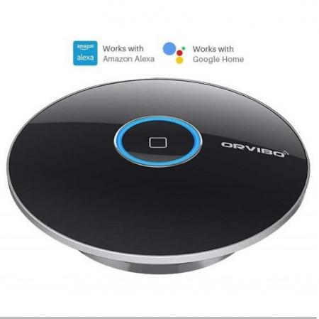 Hub Allone Pro Smart ORVIBO, functie telecomanda universala, IR/RF, Wi-F [1]