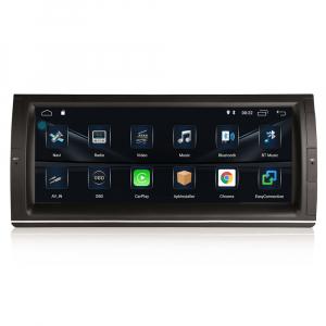 Navigatie auto, Pachet dedicat BMW, Android 10, GPS, WIFI,DAB+, 2GB RAM, 16GB memorie interna [0]