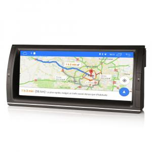 Navigatie auto, Pachet dedicat BMW, Android 10, GPS, WIFI,DAB+, 2GB RAM, 16GB memorie interna2