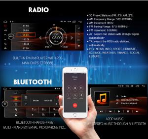 Navigatie auto, Pachet dedicat BMW, Android 10, GPS, WIFI,DAB+, 2GB RAM, 16GB memorie interna [5]