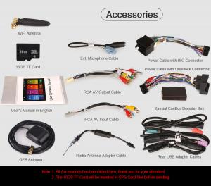 Navigatie auto, Pachet dedicat Porsche Cayenne,7 inch, Android 10, GPS, WIFI, DAB+, 2GB RAM, 16GB memorie interna [10]
