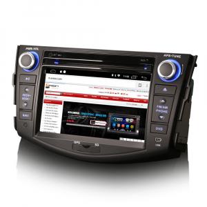 Navigatie auto, Pachet dedicat TOYOTA RAV 4,7 inch, Android 10, GPS, WIFI, DAB+,DVD, 2GB RAM, 16GB memorie interna1