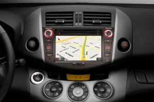Navigatie auto, Pachet dedicat TOYOTA RAV 4,7 inch, Android 10, GPS, WIFI, DAB+,DVD, 2GB RAM, 16GB memorie interna4