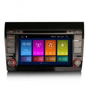 Navigatie auto, Pachet dedicat Fiat Bravo ,7 inch, Android 10, GPS, WIFI, DAB+, 2GB RAM, 16GB memorie interna0