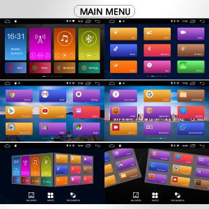 Navigatie auto 2 din, Pachet dedicat MERCEDES Benz A/B Class Vito Viano, Android 9.0 , WIFI+GPS, 7 inch,, DAB+,Quad core CPU, 2GB Ram,16GB memorie interna6