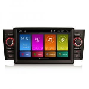 Navigatie auto, Pachet dedicat Fiat Punto Linea ,7 inch, Android 9.0, GPS, WIFI, DAB+, 2GB RAM, 16GB memorie interna0
