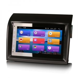 Navigatie auto, Pachet dedicat Fiat Ducato Citroen Jumper Peugeot Boxer ,7 inch, Android 10.0, GPS, WIFI, DAB+, 2GB RAM, 16GB memorie interna [1]