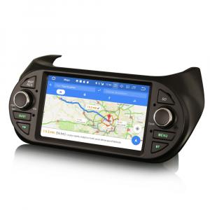 Navigatie auto, Pachet dedicat  Citroen Nemo Peugeot Bipper Fiat Fiorino ,7 inch, Android 9.0, GPS, WIFI, DAB+, 2GB RAM, 16GB memorie interna [5]
