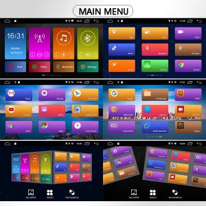 Navigatie auto 2 din, Pachet dedicat Mercedes Benz ML/GL Classe W164 X164, Android 10, 9 inch, 2GB Ram,16GB memorie interna6