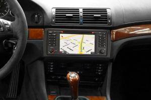 Navigatie auto, Pachet dedicat BMW seria 5 E39 E53 X5 M5, Android 10.0, 2GB RAM, 16GB memorie interna6