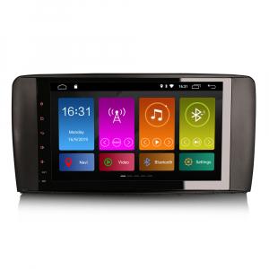Navigatie auto 2 din, Pachet dedicat Mercedes R Class W251, Android 10 , WIFI+GPS, 9 inch,, DAB+,Quad core CPU, 2GB Ram,16GB memorie interna [0]