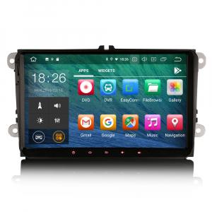 Navigatie auto 2 din, Pachet dedicat VW/SEAT/SKODA, Android 10.0, 9 inch,Quad core CPU [0]