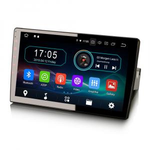 Navigatie auto universala/Multimedia player cu articulatie rotativa reglabila,10.1 inch, Android 9.0, WiFi DAB+ GPS TNT DVR Bluetooth [1]