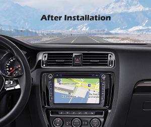 Navigatie auto universala 2DIN(VW/SEAT/SKODA), 8 inch, Android 10, Gps 4G , 2GB RAM, 16GB memorie interna11