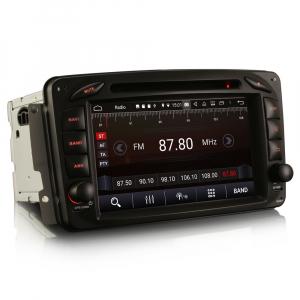 Navigatie auto, Pachet dedicat Mercedes BENZ C/CLK/G Class Vito Viano, Android 9.0, 7 inch, DAB+,8-Core CPU. [5]