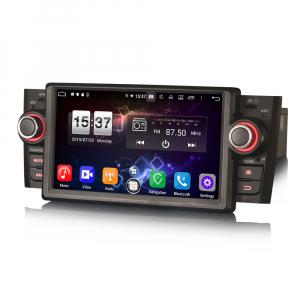 Navigatie auto, Pachet dedicat Fiat Punto Linea ,7 inch, Android 9.0, GPS, WIFI, DAB+.6