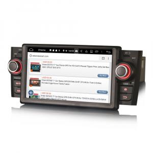 Navigatie auto, Pachet dedicat Fiat Punto Linea ,7 inch, Android 9.0, GPS, WIFI, DAB+.3
