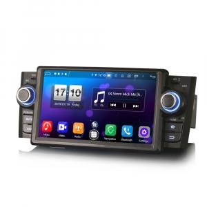 Navigatie auto, Pachet dedicat Fiat Punto Linea ,7 inch, Android 9.0, GPS, WIFI, DAB+.5