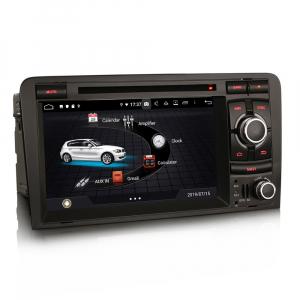Navigatie auto, Pachet dedicat AUDI A3 S3 RS3, Android 9.0, GPS, WIFI, DAB+, 7 inch.2