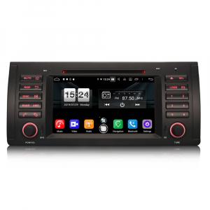Navigatie auto, Pachet dedicat BMW  Seria 5 E39 E53 X5 M5 ,Octa Core GPS, WIFI,DAB+.0