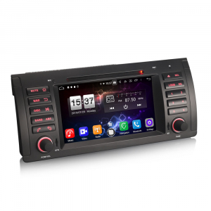 Navigatie auto, Pachet dedicat BMW  Seria 5 E39 E53 X5 M5 ,Octa Core GPS, WIFI,DAB+.8
