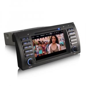 Navigatie auto, Pachet dedicat BMW  Seria 5 E39 E53 X5 M5 ,Octa Core GPS, WIFI,DAB+.3
