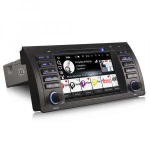 Navigatie auto, Pachet dedicat BMW  Seria 5 E39 E53 X5 M5 ,Octa Core GPS, WIFI,DAB+.5
