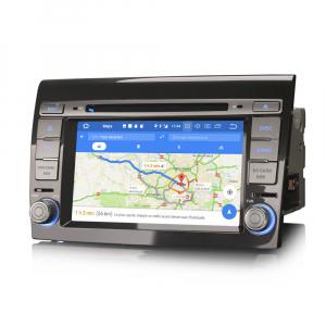 Navigatie auto, Pachet dedicat Fiat Bravo ,7 inch, Android 9.0,8 Core, GPS, WIFI, DAB+8
