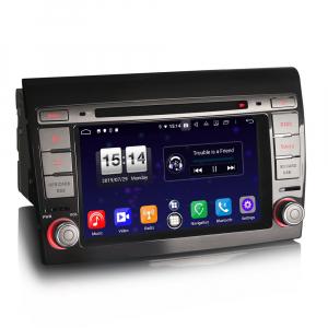 Navigatie auto, Pachet dedicat Fiat Bravo ,7 inch, Android 9.0,8 Core, GPS, WIFI, DAB+1