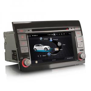 Navigatie auto, Pachet dedicat Fiat Bravo ,7 inch, Android 9.0,8 Core, GPS, WIFI, DAB+2