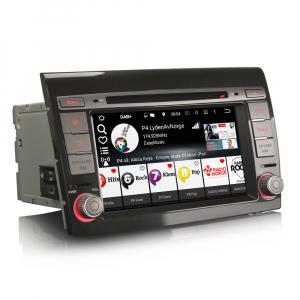 Navigatie auto, Pachet dedicat Fiat Bravo ,7 inch, Android 9.0,8 Core, GPS, WIFI, DAB+5