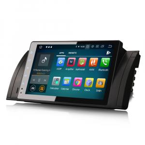 Navigatie auto 2 din, Pachet dedicat BMW 5 Series E39 E53 X5 M5 Navi 4G, Android 9.0 , WIFI+GPS, 9 inch,, DAB+,Quad core CPU, 4GB Ram,32GB memorie interna [5]