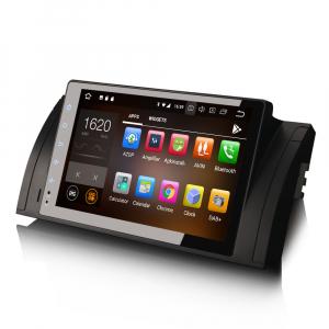 Navigatie auto 2 din, Pachet dedicat BMW 5 Series E39 E53 X5 M5 Navi 4G, Android 9.0 , WIFI+GPS, 9 inch,, DAB+,Quad core CPU, 4GB Ram,32GB memorie interna [7]