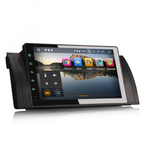 Navigatie auto 2 din, Pachet dedicat BMW 5 Series E39 E53 X5 M5 Navi 4G, Android 9.0 , WIFI+GPS, 9 inch,, DAB+,Quad core CPU, 4GB Ram,32GB memorie interna [2]