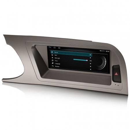 Navigatie auto, Pachet dedicat Audi A4 2009-2012, Android 10.0, 8.8 Inch [5]