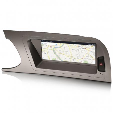 Navigatie auto, Pachet dedicat Audi A4 2009-2012, Android 10.0, 8.8 Inch [7]