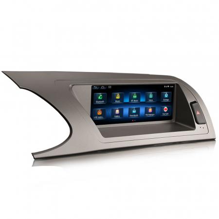 Navigatie auto, Pachet dedicat Audi A4 2009-2012, Android 10.0, 8.8 Inch [3]