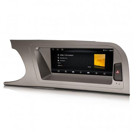 Navigatie auto, Pachet dedicat Audi A4 2009-2012, Android 10.0, 8.8 Inch [4]