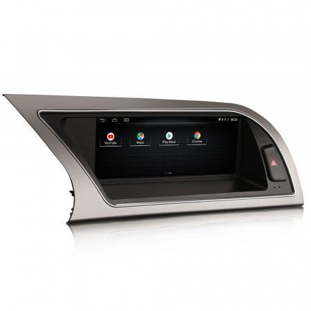 Navigatie auto, Pachet dedicat Audi A4 2013-2016,8.8 inch, Android 10 [6]